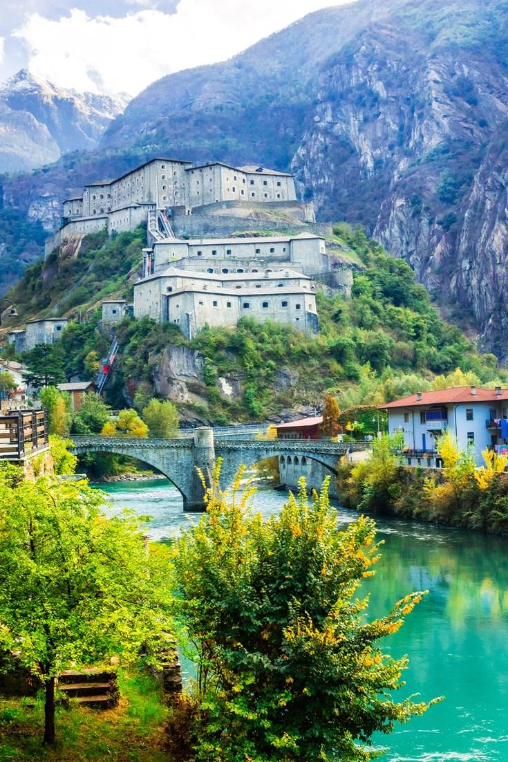 Valle d'Aosta - Great Italian Chefs