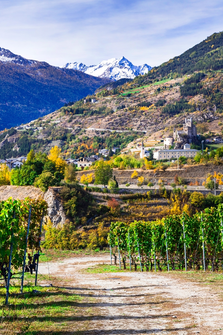 Valle d'Aosta (Aosta Valley) Food Guide - Great Italian Chefs