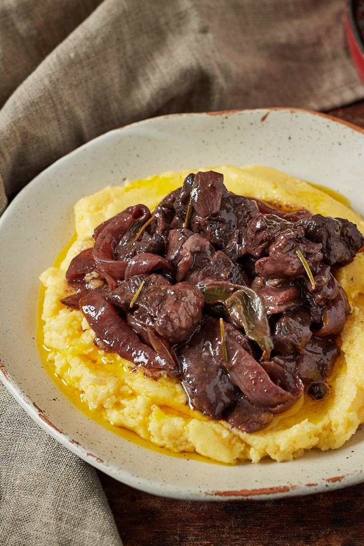 Carbonade Valdostana Recipe - Great Italian Chefs