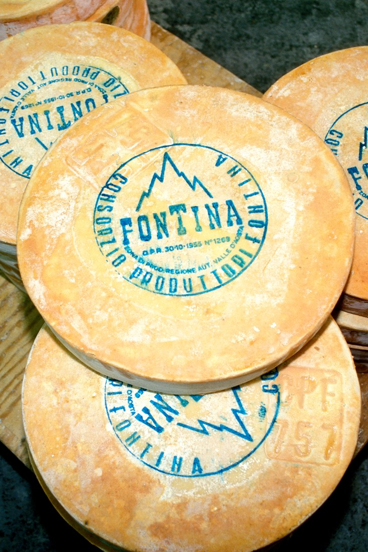 Fontina Cheese: The Pride of Valle d'Aosta - Great Italian Chefs