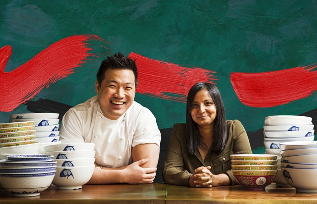 Painting a picture: introducing Mukta Das and Andrew Wong's series on the history and culture of Chinese cooking