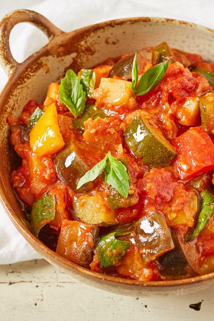 Ciammotta – Summer Vegetable Stew Recipe - Great Italian Chefs