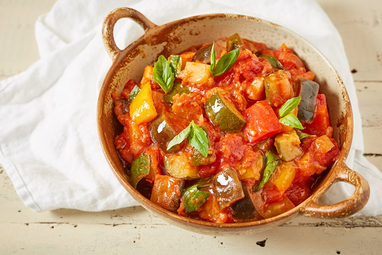 Ciammotta – Summer vegetable stew
