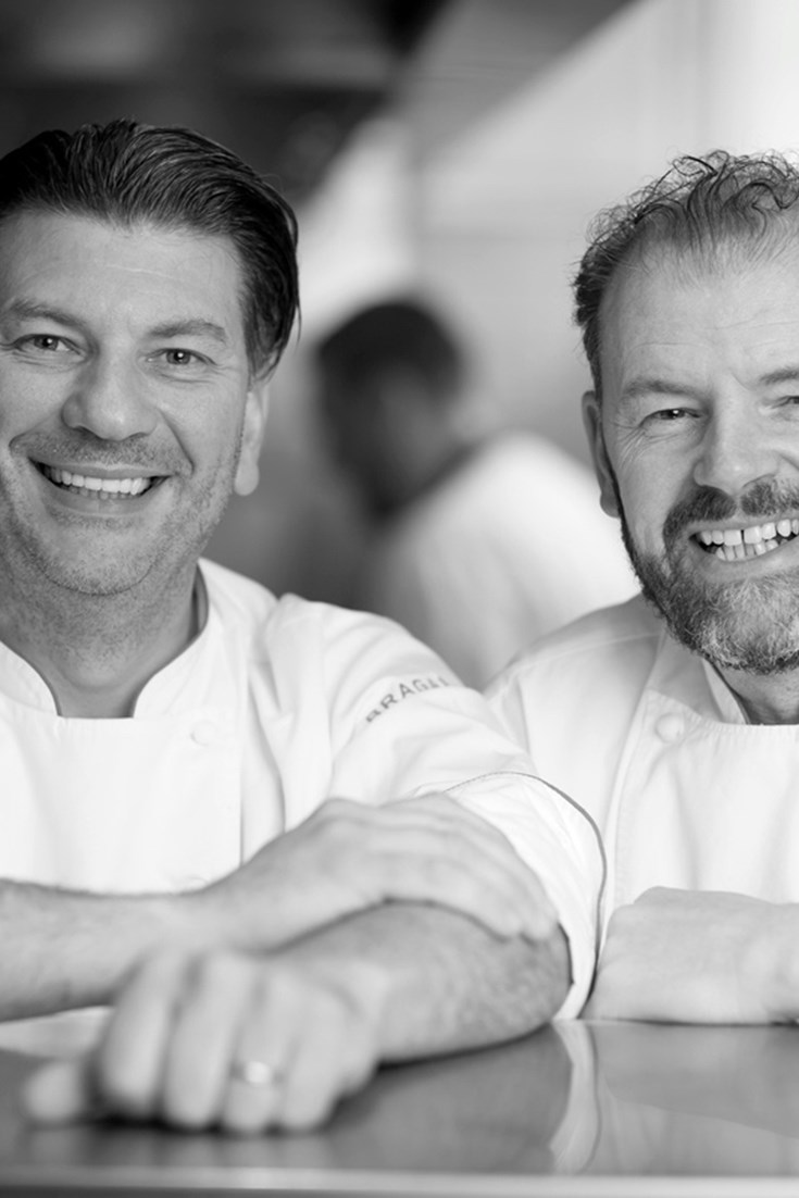 Galvin Brothers Chefs Great British Chefs
