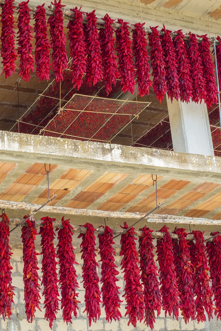 Peperone di Senise: The Sweet Peppers of Basilicata - Great Italian Chefs