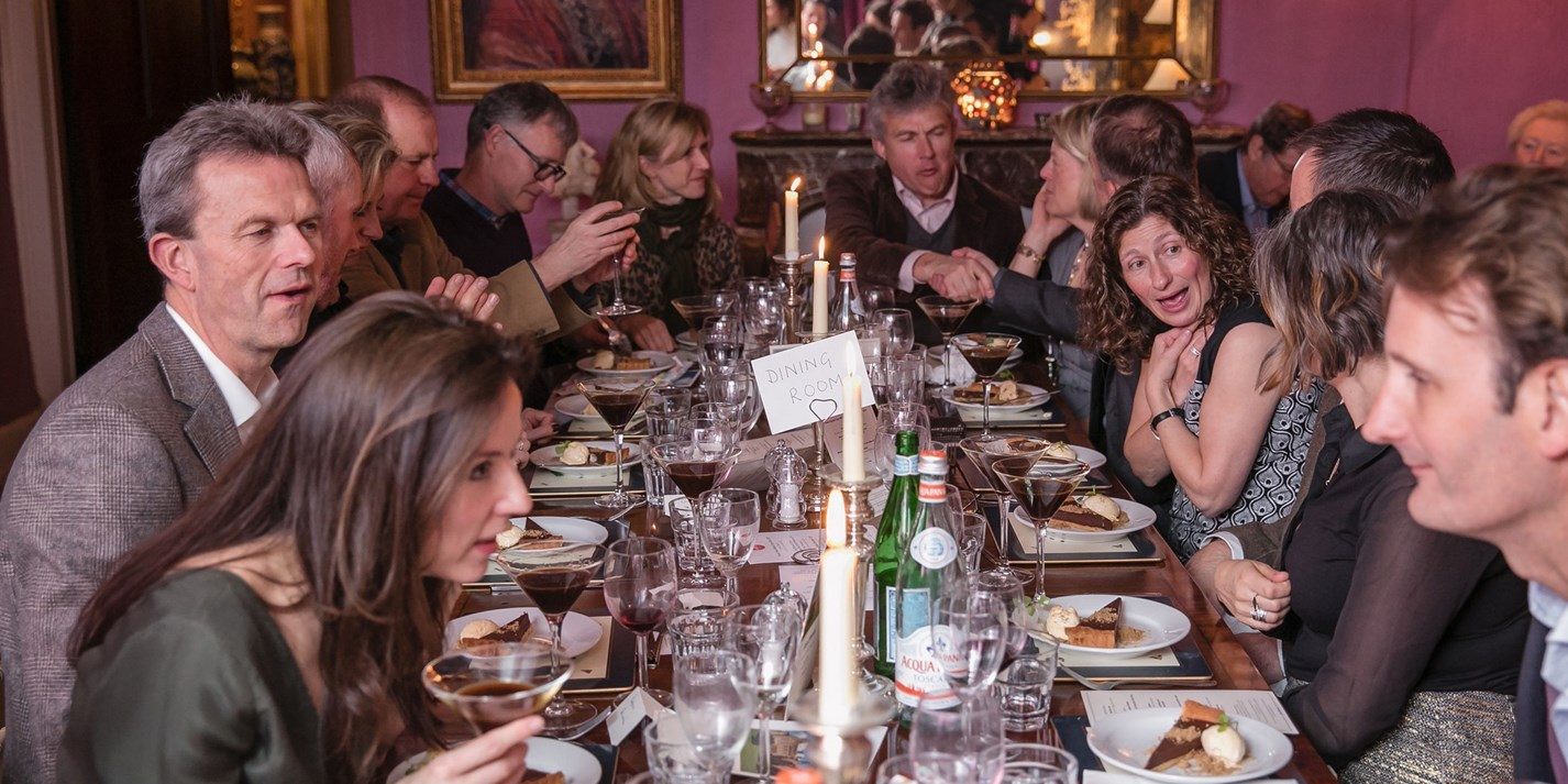 The stories behind Britain's most intriguing supper clubs