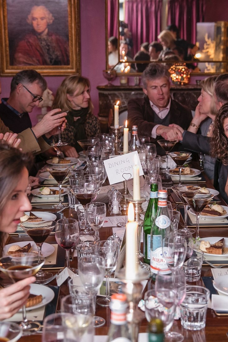 Britain's Most Intriguing Supper Clubs - Great British Chefs