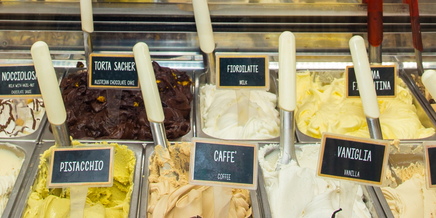 10 best gelaterias in Florence
