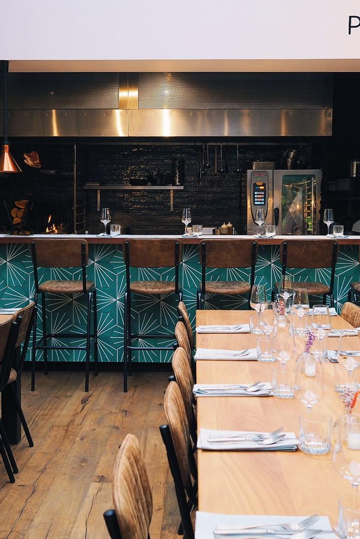 Estrella Galicia Dinner at Pilgrim, Liverpool - Great British Chefs