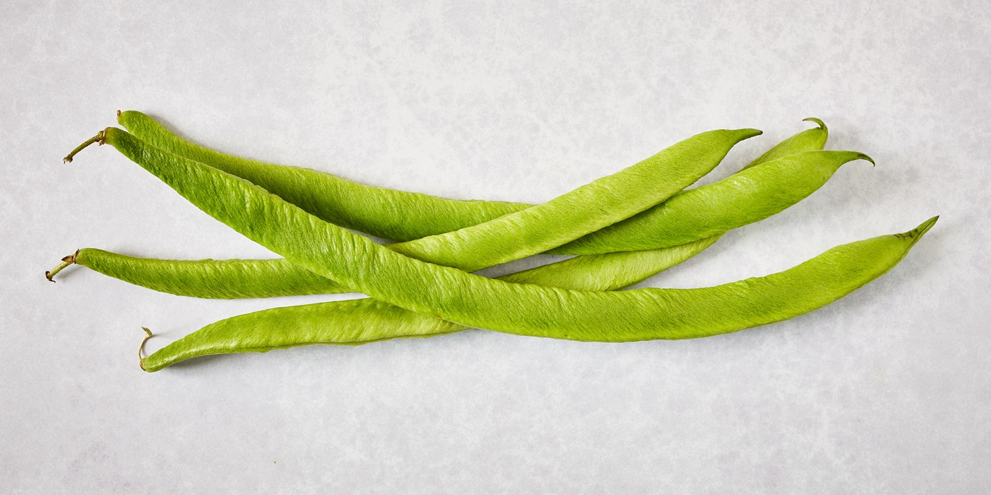 Unglamorous vegetables: runner beans