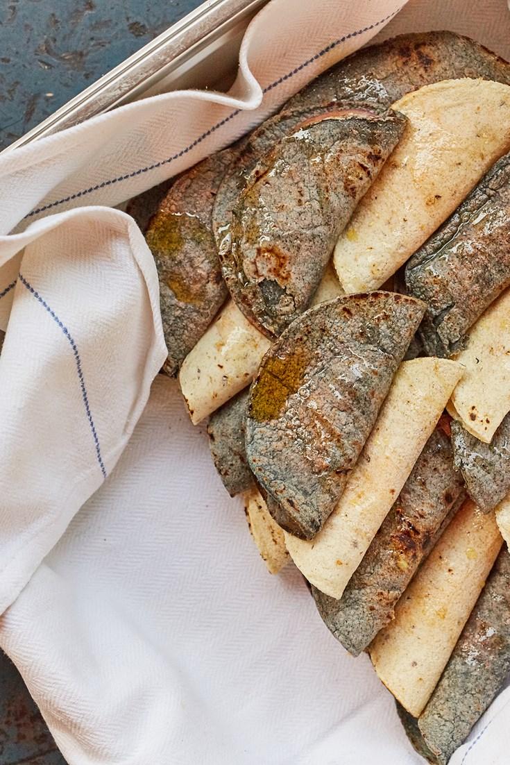 Tacos de Canasta Recipe - Great British Chefs