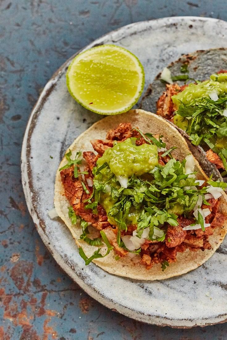 Tacos Al Pastor Recipe - Great British Chefs