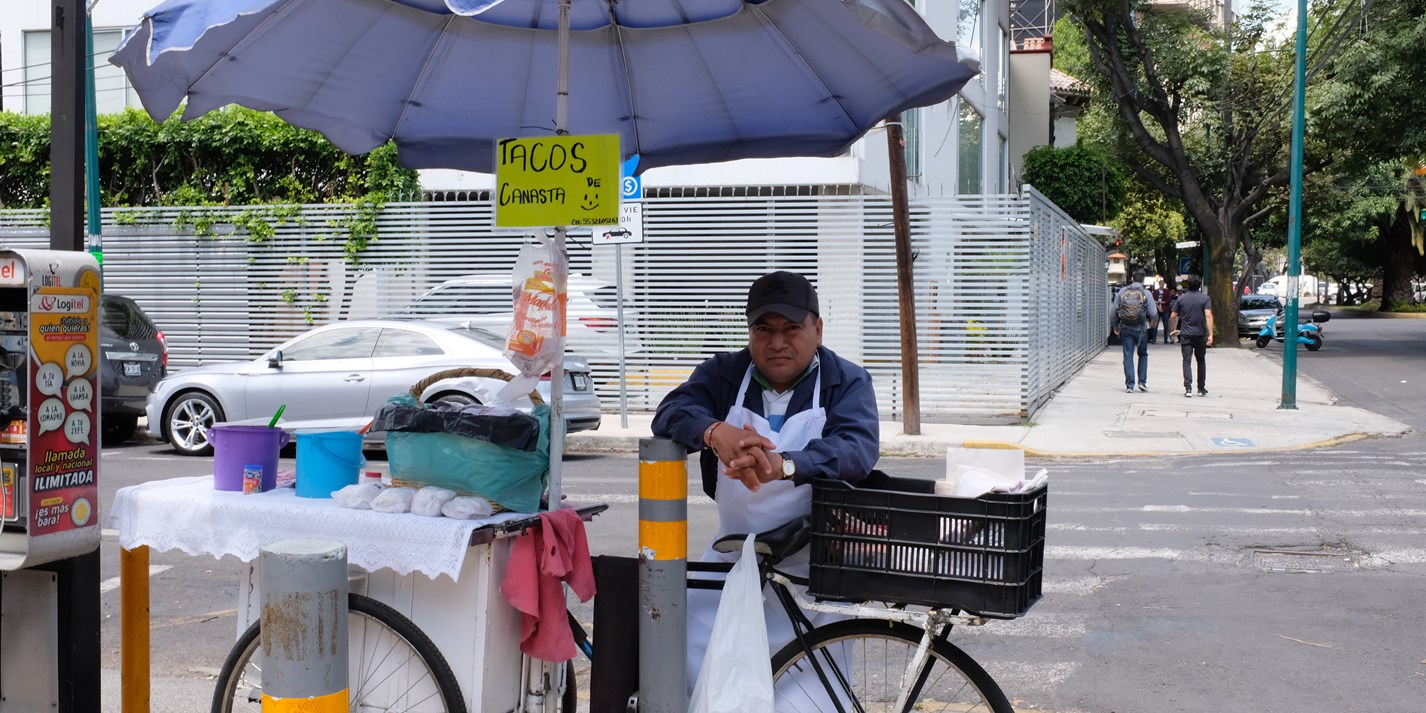 Mexico City: on the taco trail