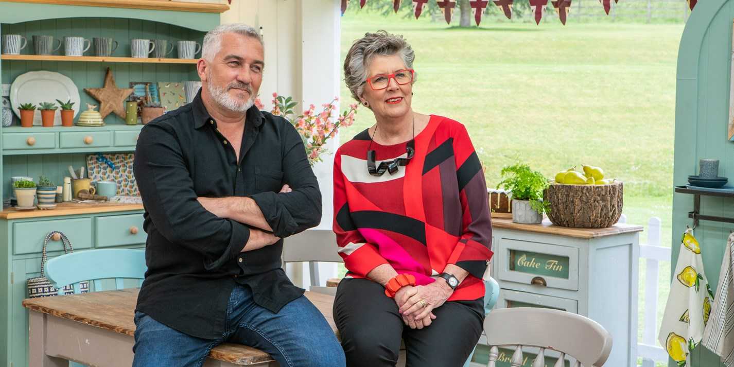 Great British Bake Off 2019: Cake Week
