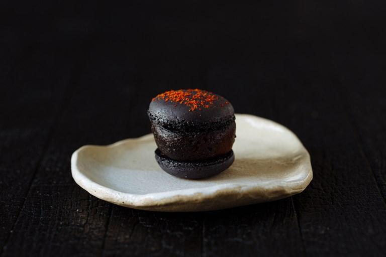 Boudin Noir Macaron Recipe Great British Chefs