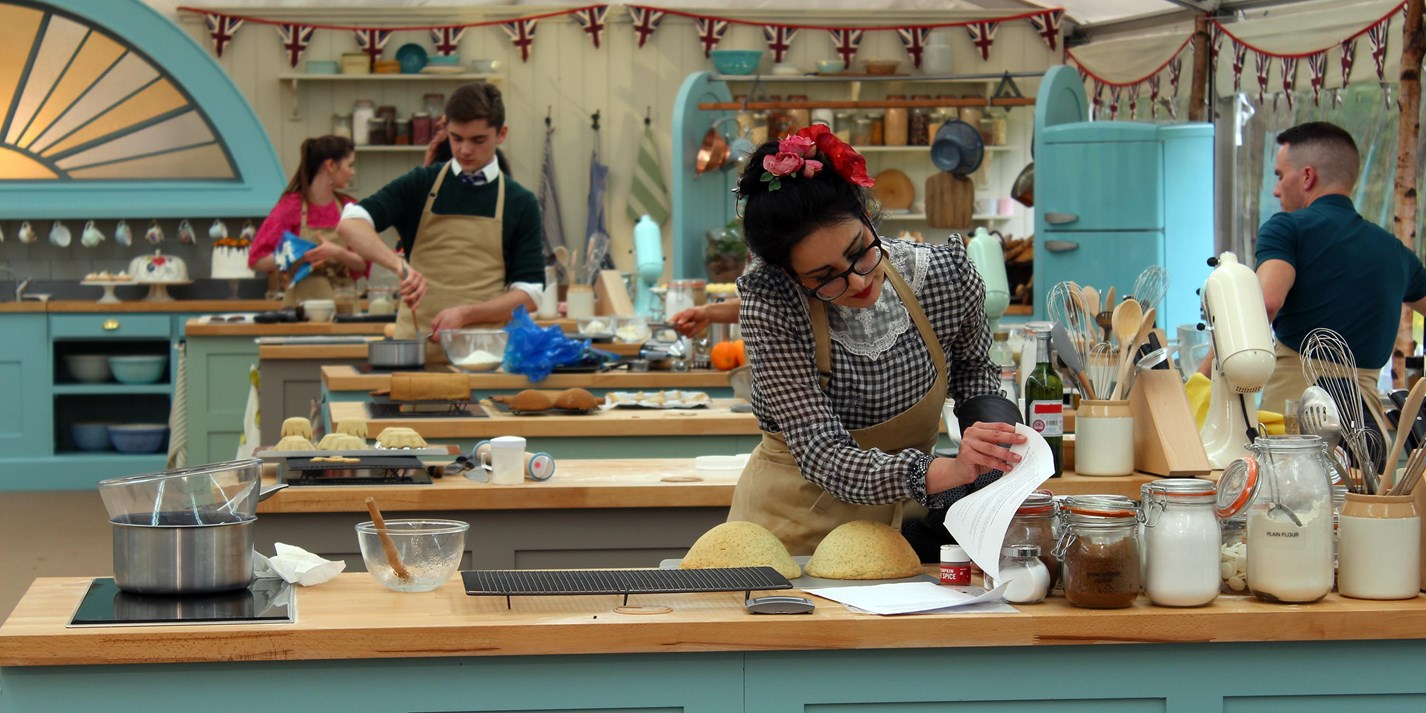Great British Bake Off 2019: Biscuit Week