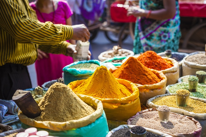 India: food and travel guides
