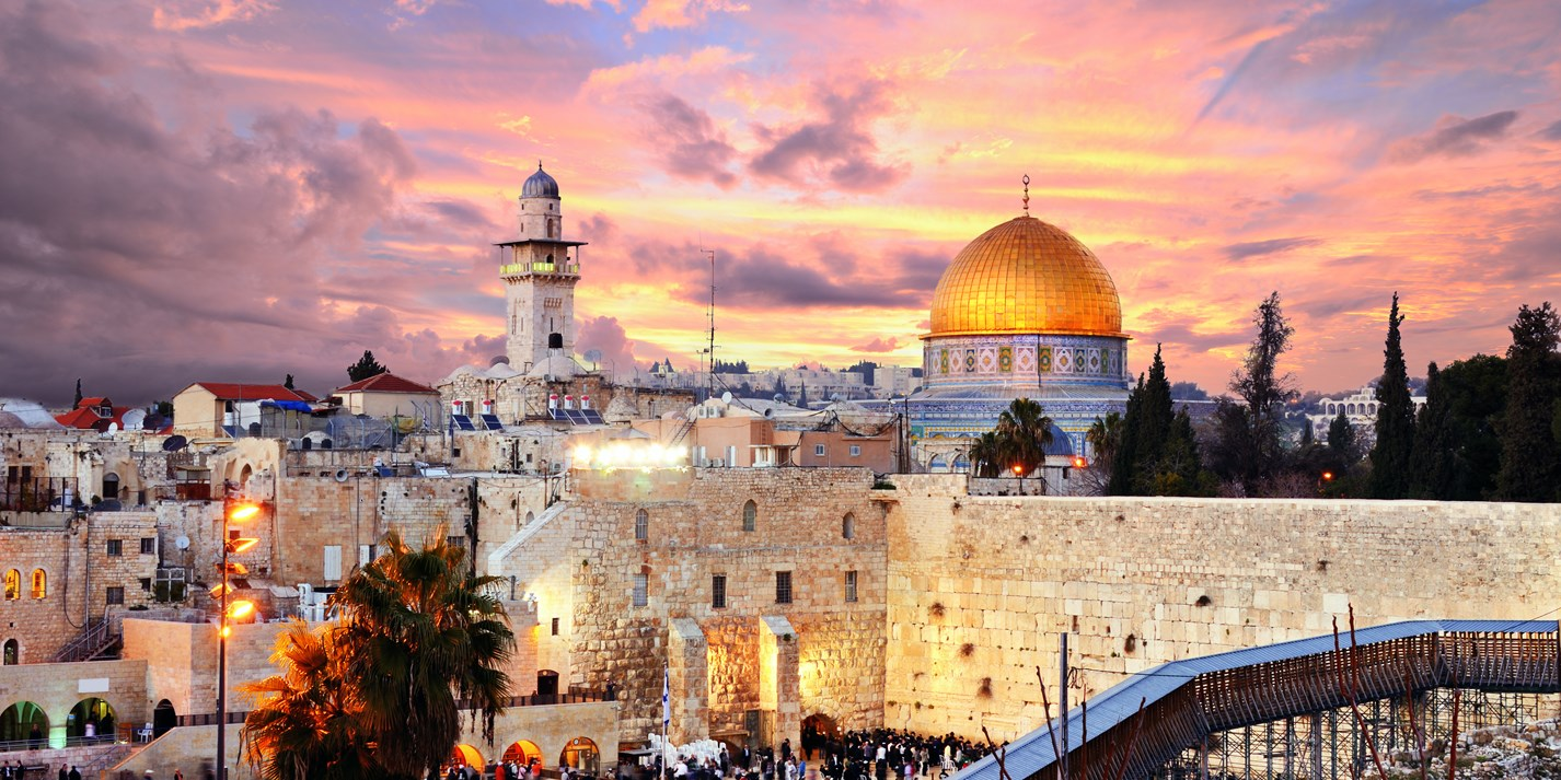 Israel: two cities, one break
