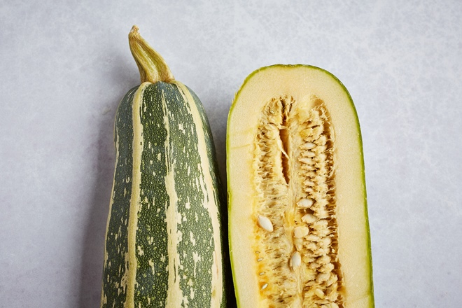 Unglamorous vegetables: marrow
