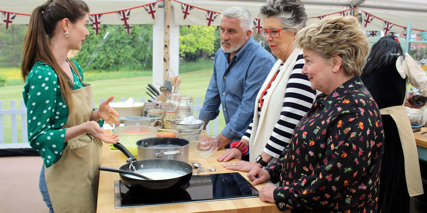 Great British Bake Off 2019: Dairy Week