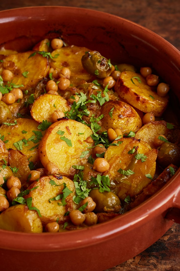 Our Best Easy Veggie and Vegan Recipes for Autumn - Great British Chefs