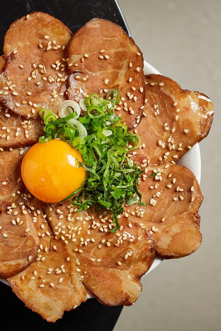 Iberian Pork Rice Bowl Recipe - Great British Chefs