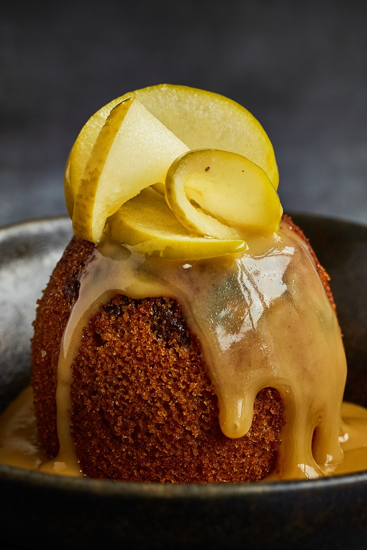 Gluten-free Toffee Apple Puddings Recipe - Great British Chefs