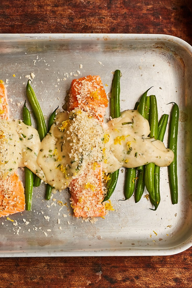 Salmon Mornay Recipe - Great British Chefs