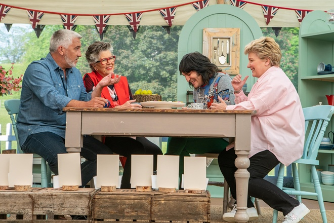 Great British Bake Off 2019: Dessert Week