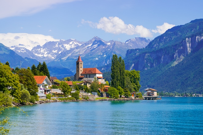 Switzerland: food and travel guides