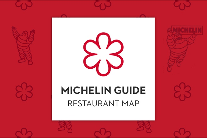 Map guide: the UK and Ireland's Michelin-starred restaurants for 2019
