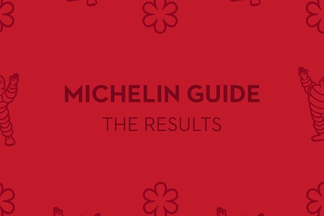 Michelin Guide Results 2019