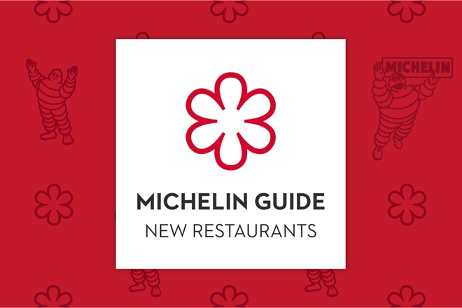 Michelin Guide 2020: a look every new Michelin-starred restaurant