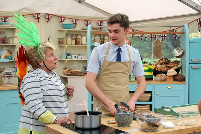 Great British Bake Off 2019: Festival Week
