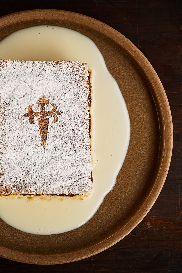 Tarta de Santiago Recipe - Great British Chefs