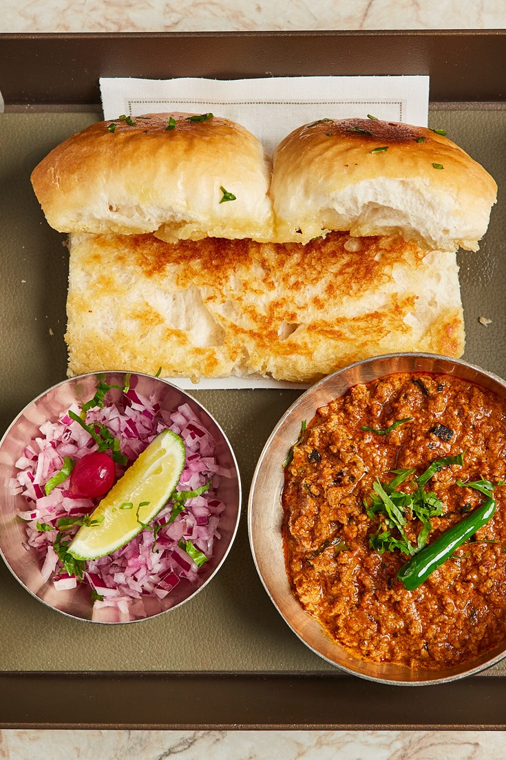 Rarah Keema Pao Recipe - Great British Chefs