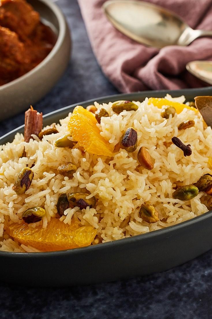 Narangi Pulao Recipe - Great British Chefs