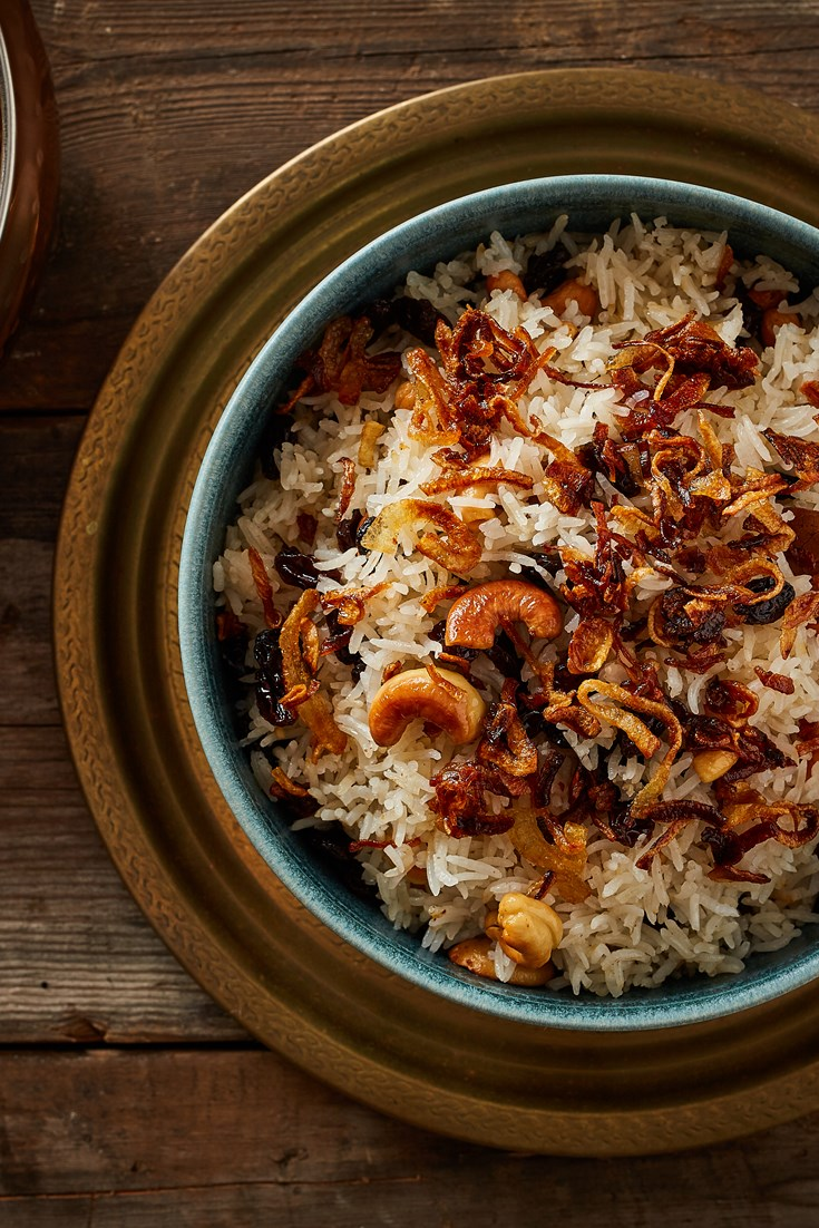 Sada Pulao Recipe - Great British Chefs