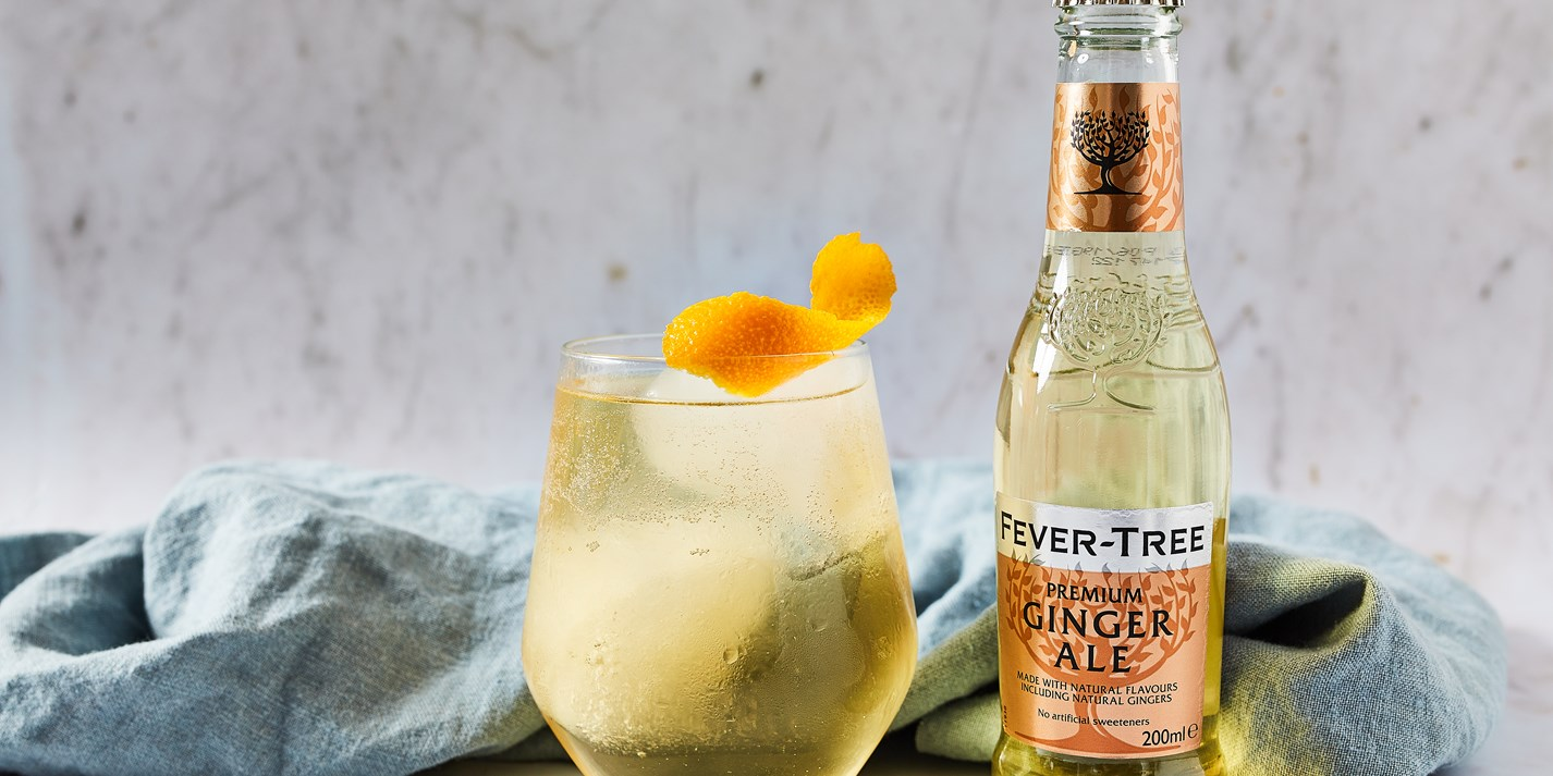 Whisky and ginger: the perfect combination