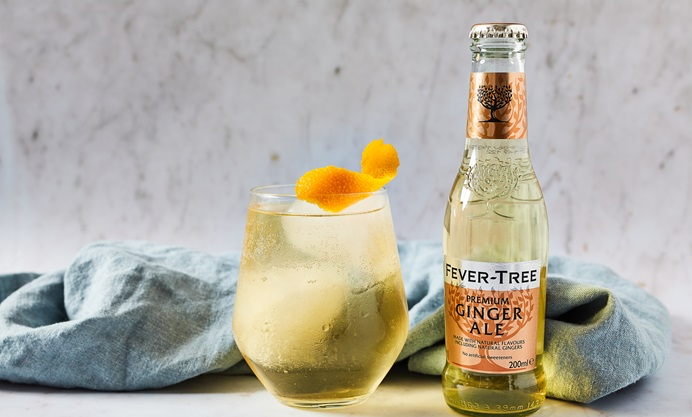 Whisky Ginger Cocktail Recipe Great British Chefs