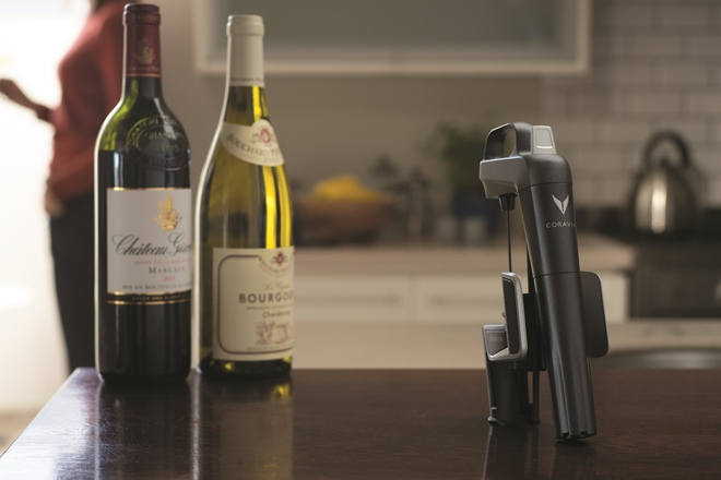 Coravin: any wine, any amount, any time