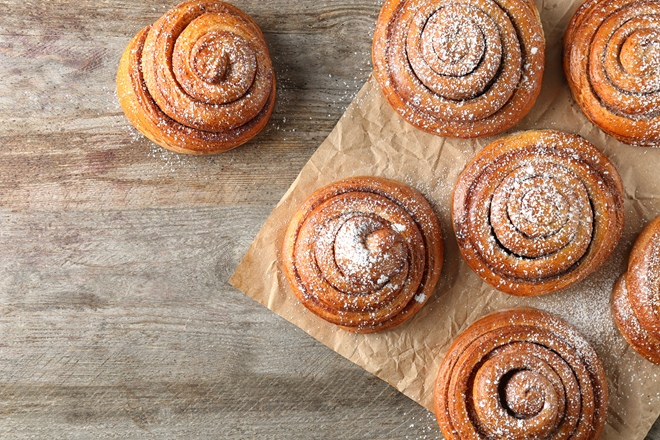Everything in balance: the rise of Nordic baking