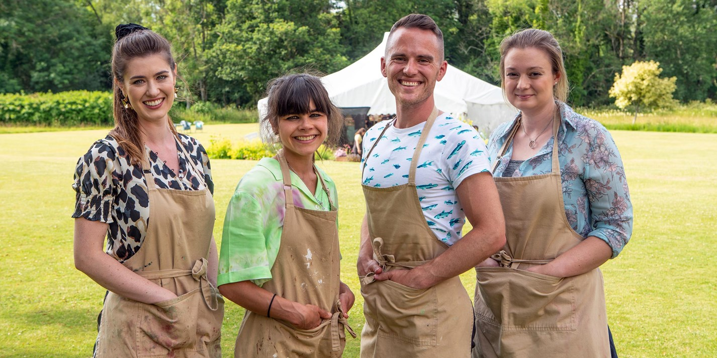 Great British Bake Off 2019: Patisserie Week
