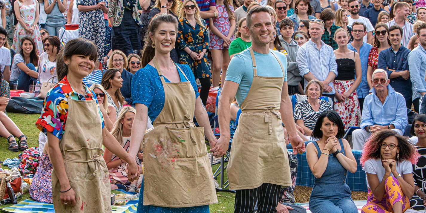 Great British Bake Off 2019: the final