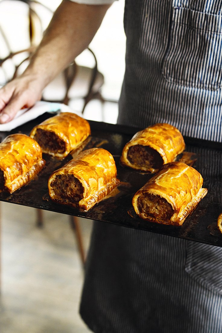 Sausage Rolls Recipe - Great British Chefs