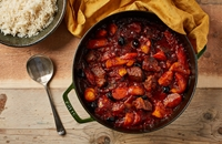 Braised East-West stew
