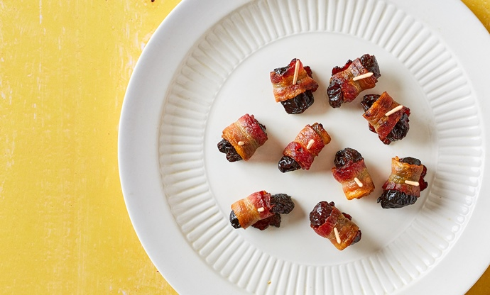 Devils on horseback