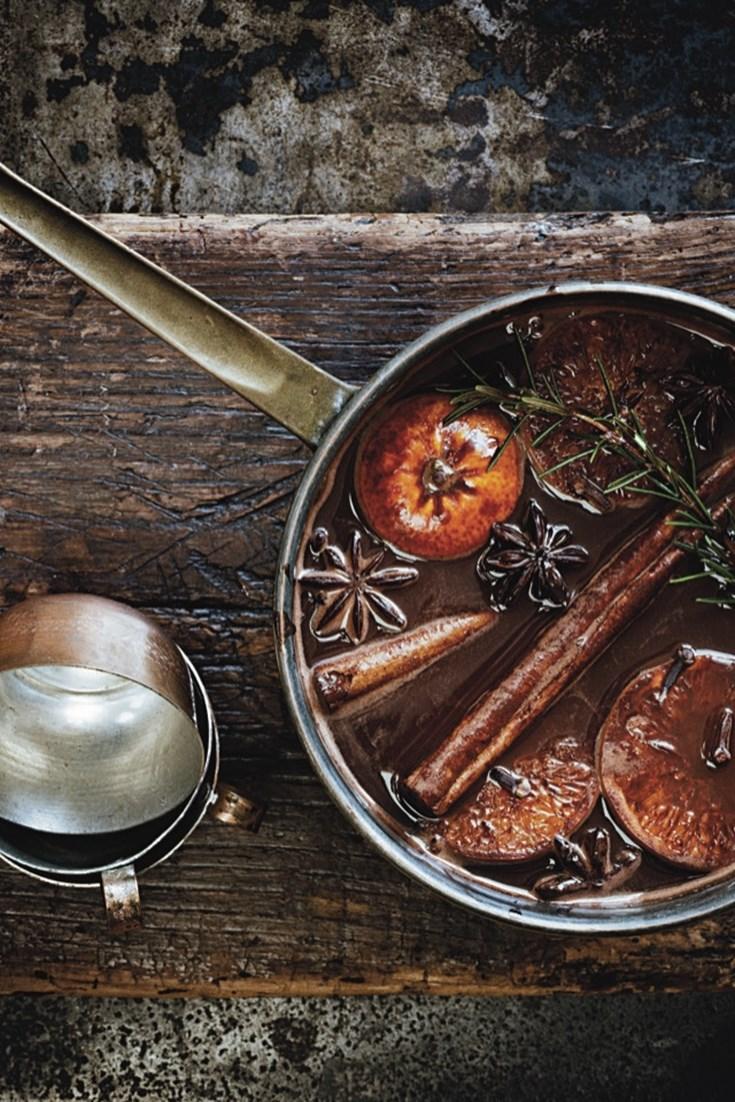 Mulled Wine Hot Chocolate - Great British Chefs