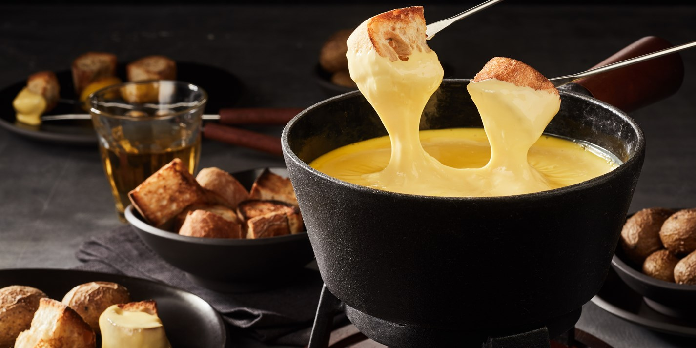 Why fondue is due a revival