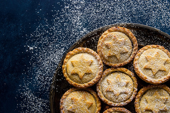 The history of the mince pie